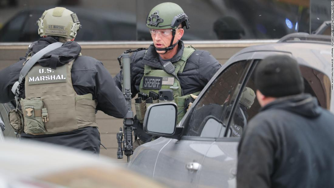 Tiroteo en EEUU deja al menos 7 muertos