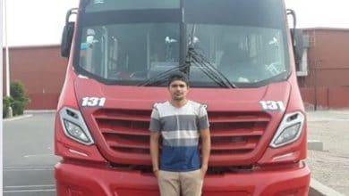 Photo of Ofrece camionero 'romperle la m…' a los acosadores de mujeres