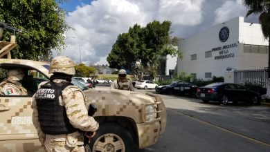 Photo of Gran operativo por traslado de 9 detenidos a los juzgados federales