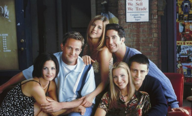 Photo of La foto del regreso de 'Friends'