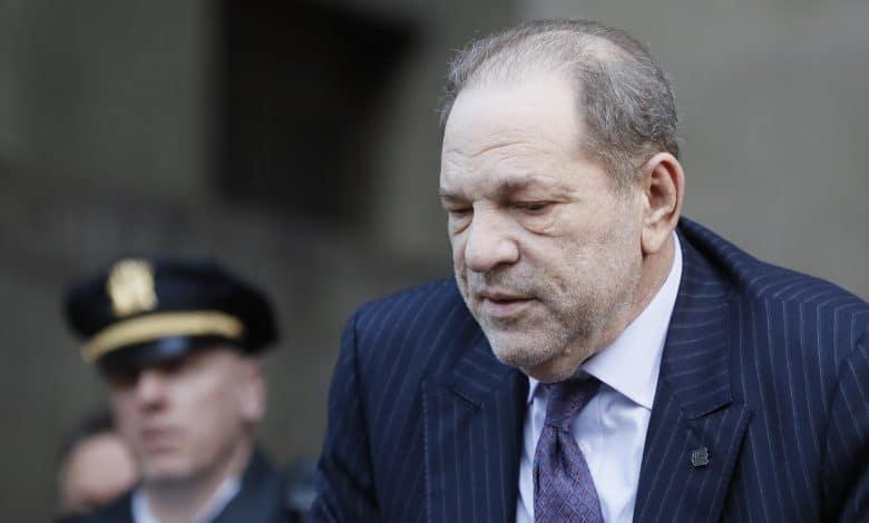 Photo of Harvey Weinstein culpable de violación y delito sexual