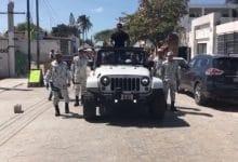 Photo of Elementos de la Guardia Nacional escoltan a Roberto Palazuelos