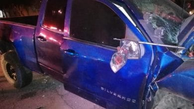 Photo of Choca pick up contra nuevo muro fronterizo; fallece mujer