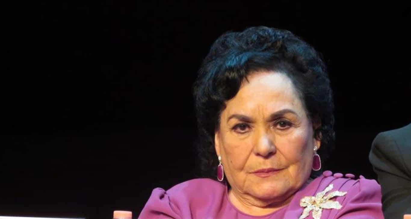 Carmen Salinas se disculpa con la Embajada de China