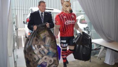 Photo of Xolos realiza donativo para población vulnerable
