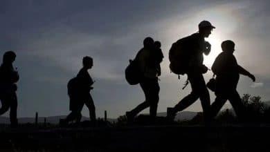 Nueva-caravana-migrante-ingresará-a-México-30%-tiene-Covid-19