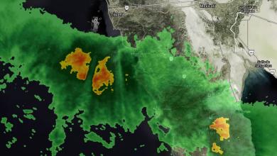 Photo of Así se ve la tormenta que viene a Tijuana y San Diego