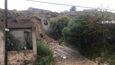 Photo of Deslizamientos afectan varias viviendas en Tijuana