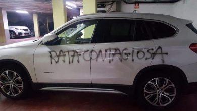 Photo of Así encontró su auto una doctora al salir a su trabajo