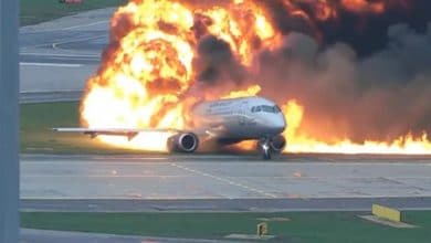 Tras un año, revelan angustioso VIDEO de accidente aéreo