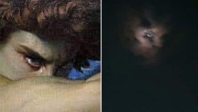 Photo of Las fotos de la luna que aterrorizaron en redes