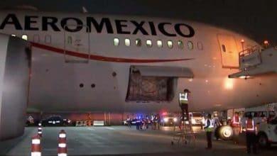 Arriba a México otro vuelo de China con insumos para combatir Covid-19