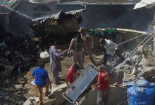 Photo of Avión con más de 100 pasajeros se estrella en Pakistán