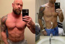 Photo of Hombre compartió foto impactante de COVID-19 en su musculoso cuerpo