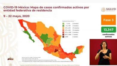 México suma otro récord de muertes por Covid-19 en un día