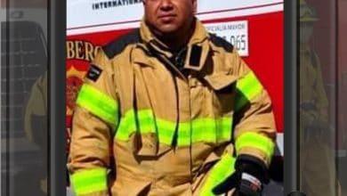 Fallece por Covid-19 el capitán de Bomberos Francisco Gutiérrez