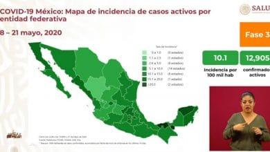 México sigue con elevada cifra de muertos por Covid-19 en horas