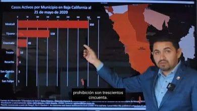 Alarma Mexicali por aumento de contagios