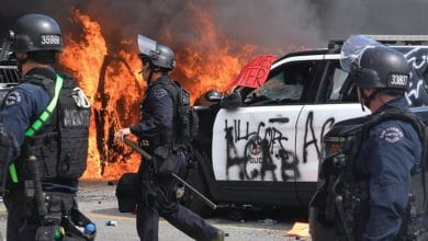 Photo of VIDEO: Toque de queda en Los Ángeles; hay manifestaciones violentas