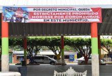 Photo of Este municipio de México prohibió morir por Covid-19