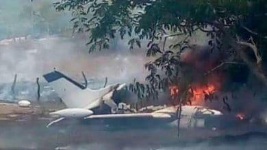 Photo of Avioneta se desploma; hay varios muertos, entre ellos menores de edad