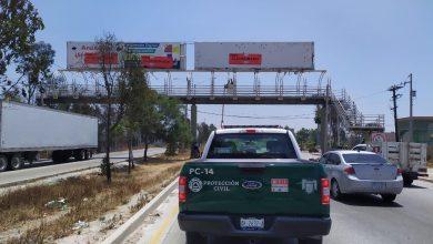 Photo of Detectan peligro en varios puentes peatonales de Tijuana