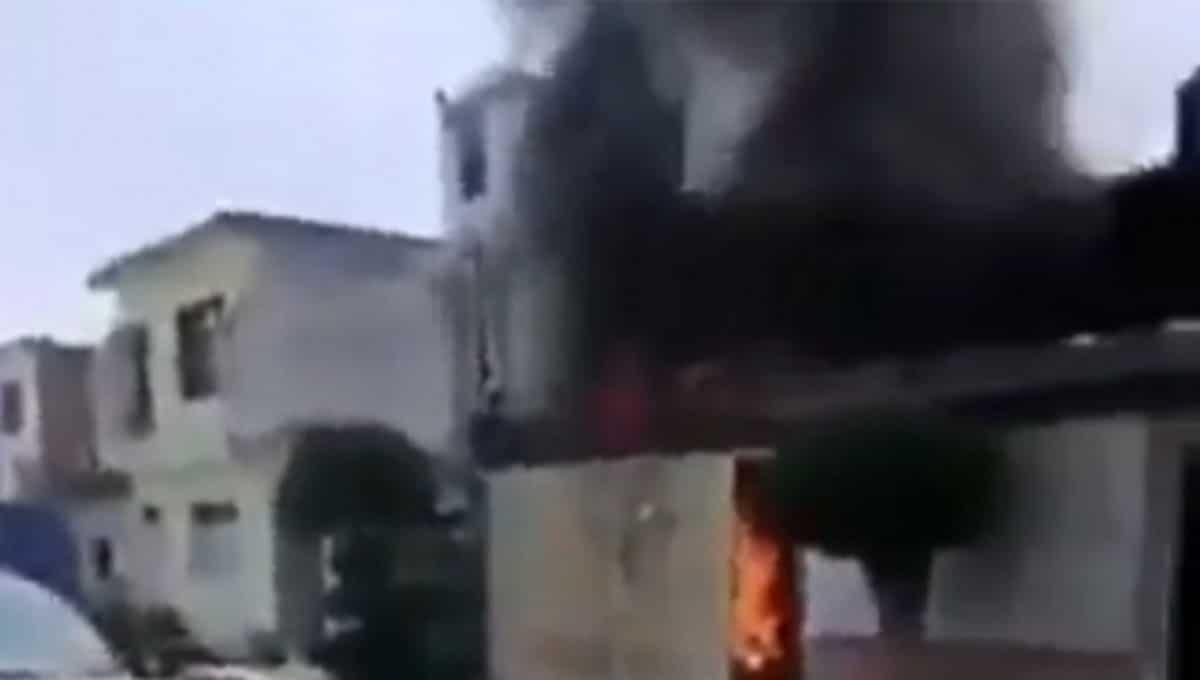 Violencia-regresa-comando-lanza-explosivos-contra-viviendas