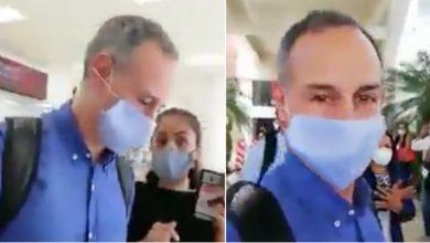 Photo of VIDEO: Increpan y le reclaman al Dr. Gatell en Chiapas