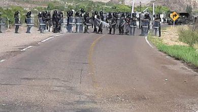 Photo of Guardia Nacional enfrenta a agricultores en Chihuahua