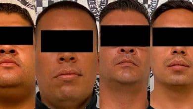 Photo of Estatales detenidos por sus compañeros tras extorsionar y secuestrar