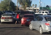 Photo of Habitantes de Sonoyta bloquearon paso a turistas estadunidenses