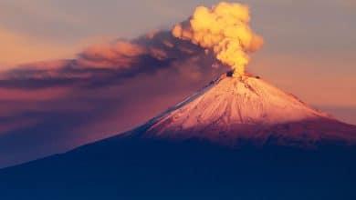 Photo of Exhalaciones del Popocatépetl y sus efectos en varios municipios