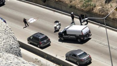 Photo of Muere atropellado en la carretera a Playas de Tijuana