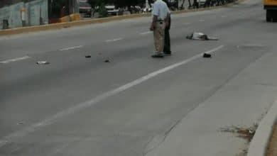 Photo of Atropella a un hombre y se da a la fuga