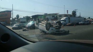 Photo of Choca unidad de Bomberos contra pick up