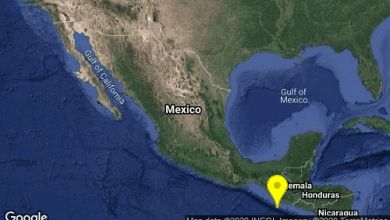 Photo of Sismo de 5.7 grados remece el sur de México