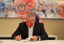 Photo of Víctor Manuel Vucetich es el nuevo técnico de Chivas