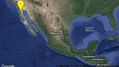 Photo of Fuerte sismo remece Baja California