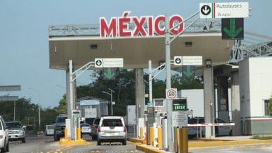 Photo of Cancelan reapertura de frontera con México