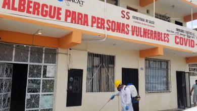 Photo of Vencen al coronavirus 22 pacientes del albergue para personas en situación de calle