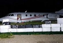 Photo of Aseguran avioneta con cocaína valuada en millones