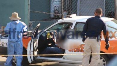 Photo of Asesinan a conductor de taxi libre