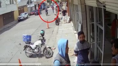 Photo of VIDEO: Captan asesinato de empresario por motosicario