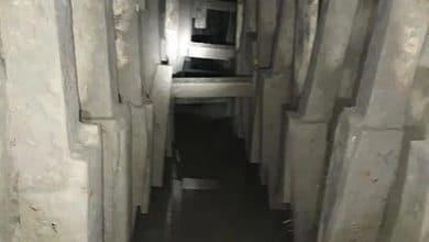 Photo of Hallan túnel entre México y Estados Unidos; está resguardado