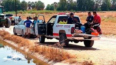 Photo of Joven cae a canal con su auto y se ahoga