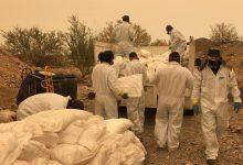 Photo of Desmantelan laboratorio clandestino y aseguran casi 3 toneladas de precursores