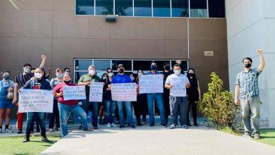 Photo of Exigen liberación de jóvenes detenidos por policía tras manifestación