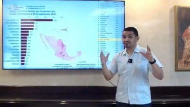 Photo of Casi 60% de los fallecimientos por covid en BC ocurrieron en el IMSS