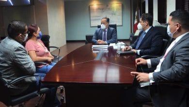 Photo of Fiscalía se reúne con familia de Danna Mariam