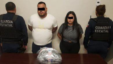 Photo of Detienen a pareja con varios kilos de cristal